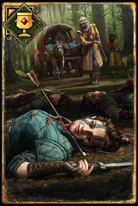 Scoia'tael's Feign Death