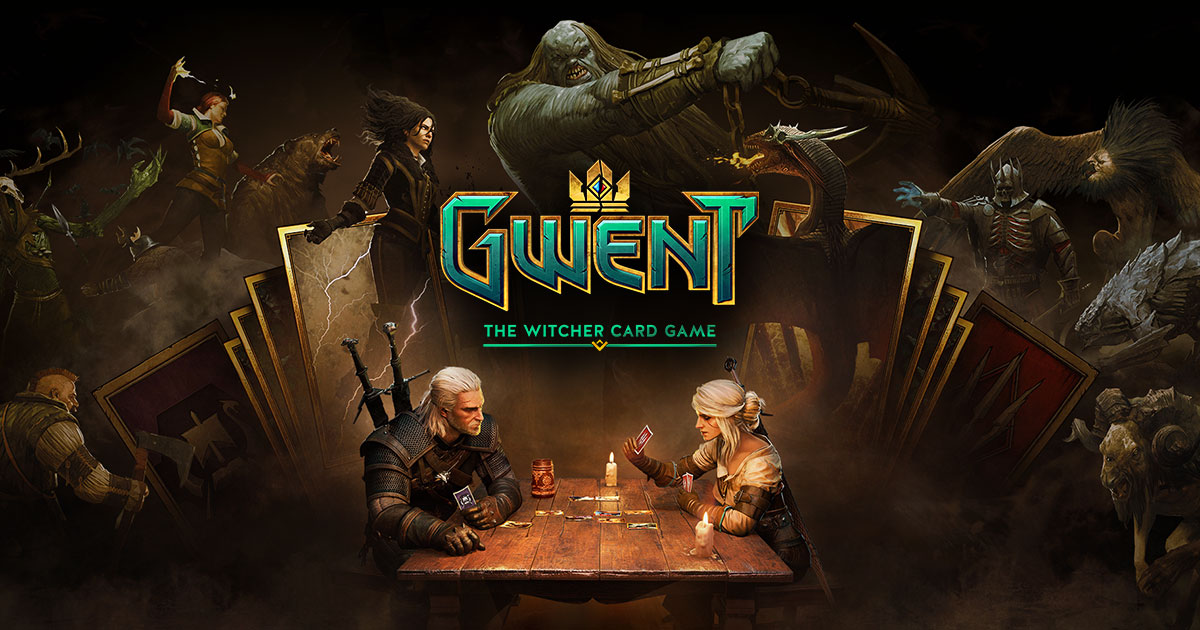 Imagen oficial de GWENT: The Witcher Card Game